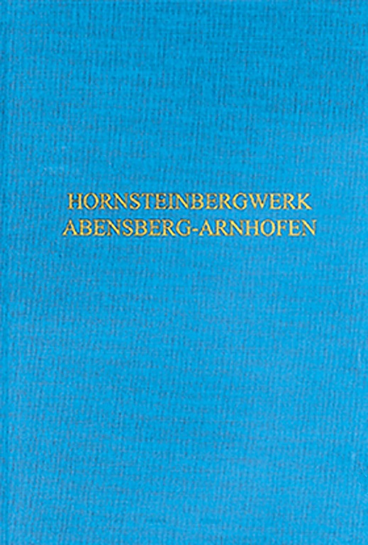Rind, Das Neolithische Hornsteinbergwerk Von Abensberg-Arnhofen